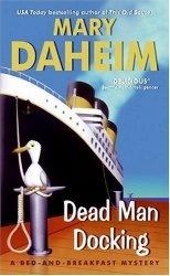 Книга Dead Man Docking (Bed-And-Breakfast Mysteries)