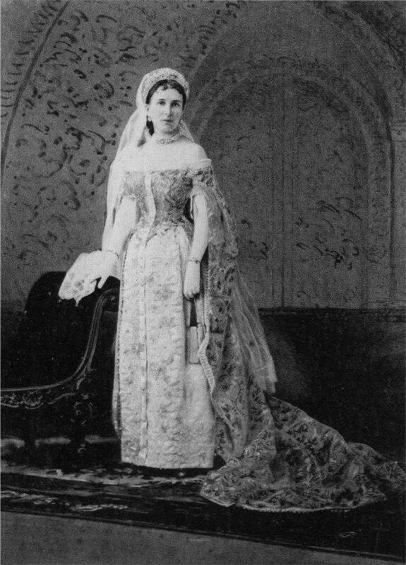 мадам Спиридонова