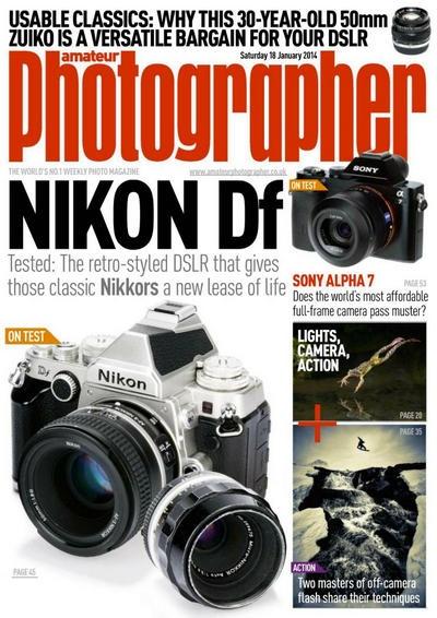 Книга Журнал:  Amateur Photographer (18 января 2014) [En]