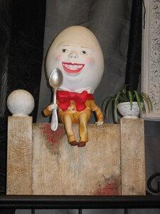 Яйцо.