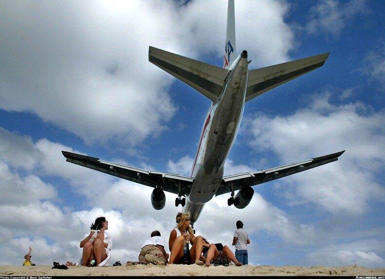 аэропорт сан мартин