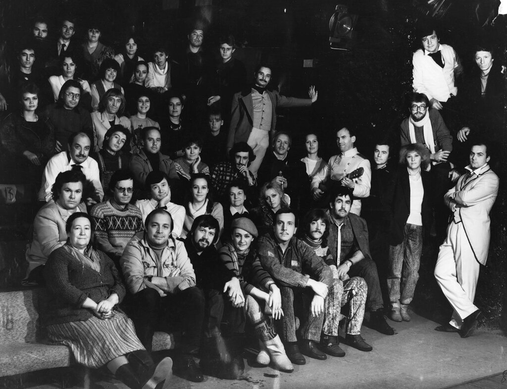 Театр на Юго-западе. 1988 год.