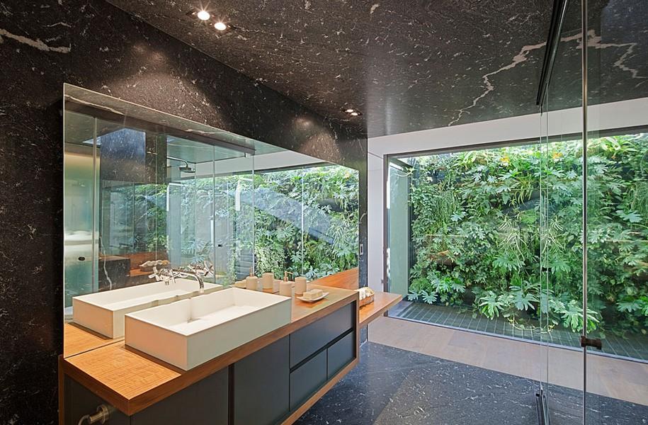 Уютный дом в Мехико от Esrawe Studio