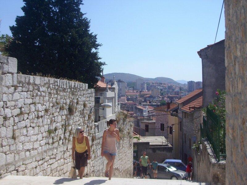 Хорватия, Шибеник (Croatia, Sibenik)