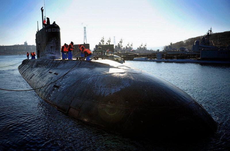 История подводной лодки С-56