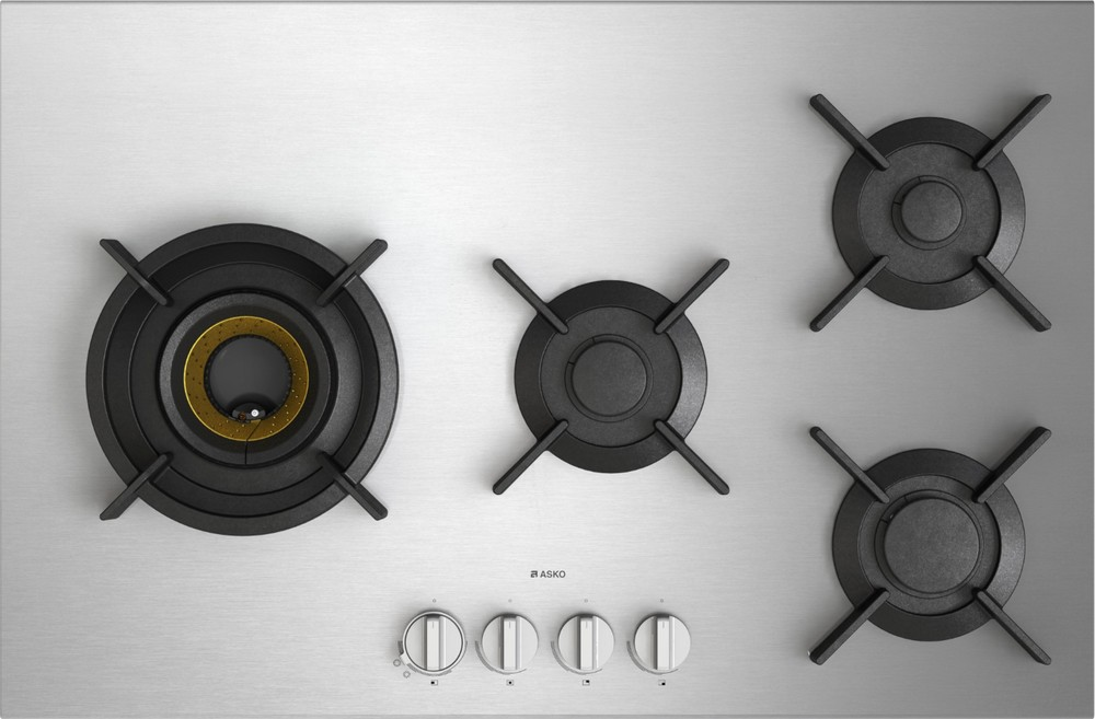 варочные поверхности ASKo из нержавейки в Краснодаре - магазин кухонных плит Краснодар