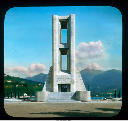 Como: Monument to the Fallen of World War I (Monumento ai Caduti)