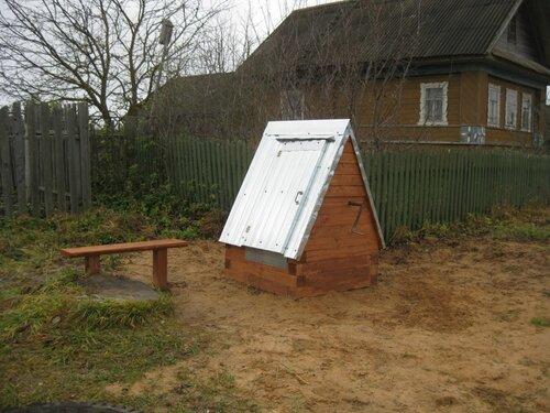 В Селецком сельском поселении отремонтировали колодцы
