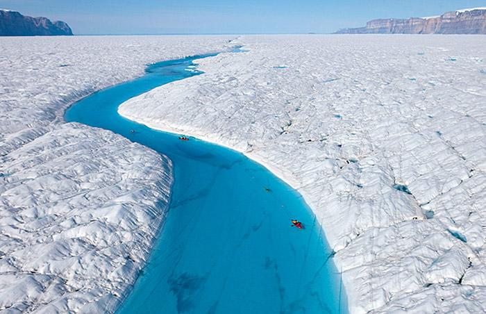 Ледяные пейзажи фотографа Nick Cobbing