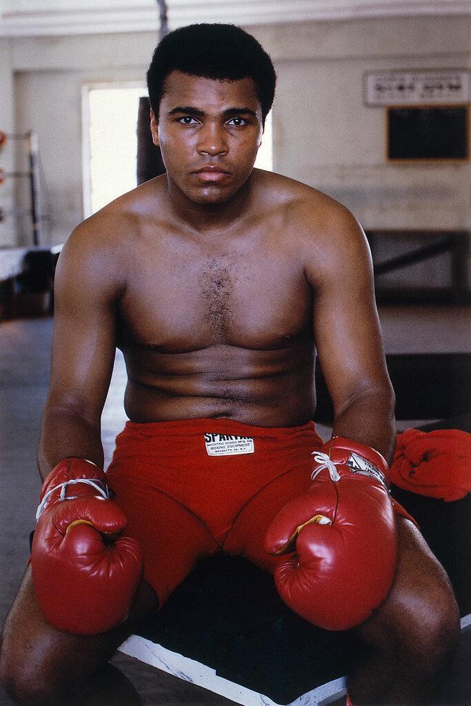 Gordon Parks Muhammad Ali 1970