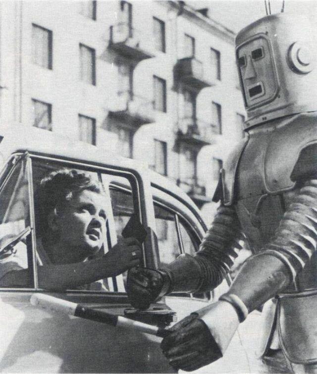Russian Mechanical Man, 1967