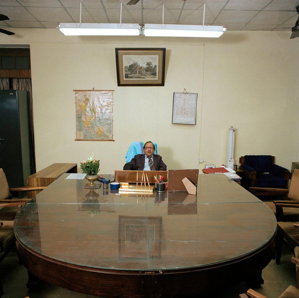 India Bureau by Jan Banning.