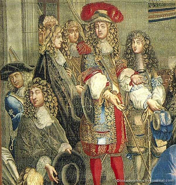 «История Людовика XIV»