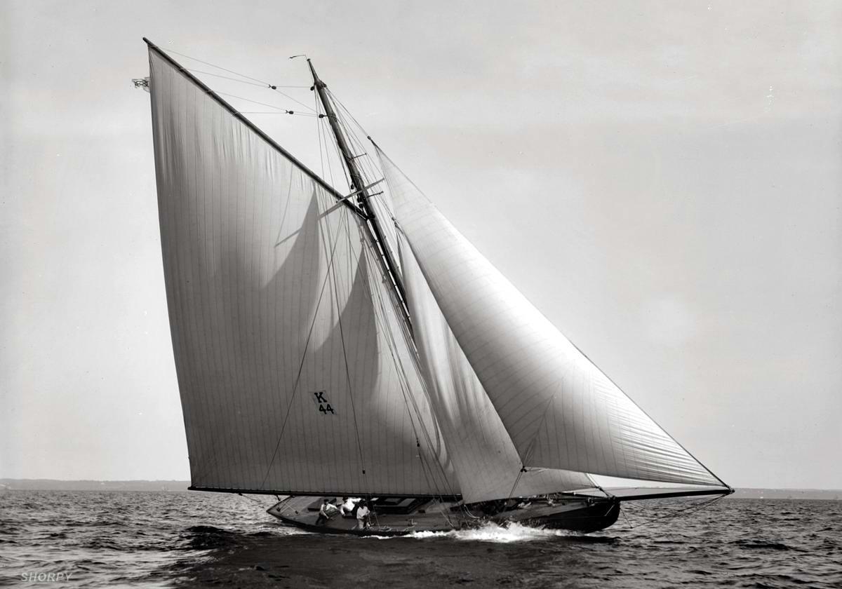 Корабли, речные суда и военные моряки на снимках американских фотографов конца 19 века (29)