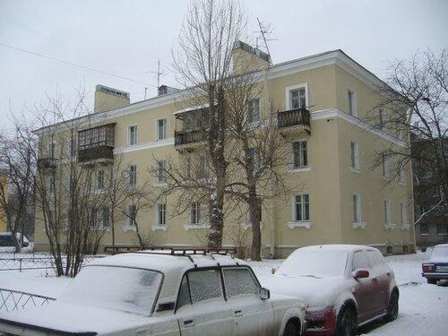 ул. Пограничника Гарькавого 5к2