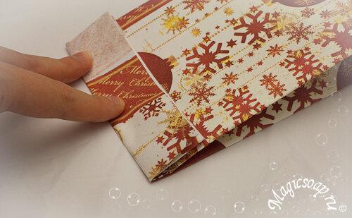 Фасовочные пакеты дляновогодних подарков