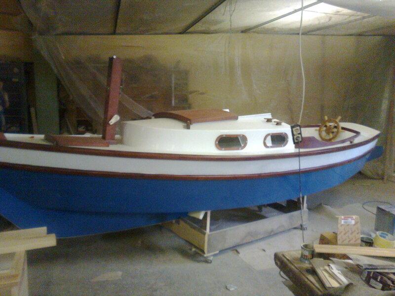 Видео как построить яхту