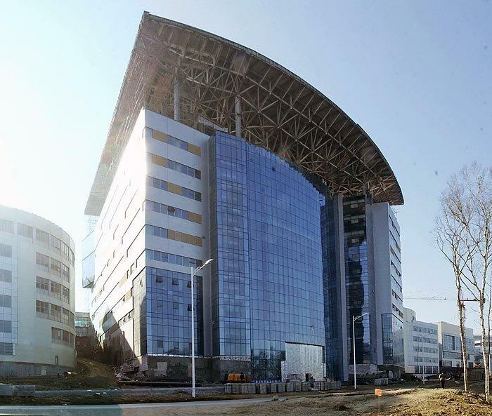 Конференц-центр саммита АТЭС-2012
