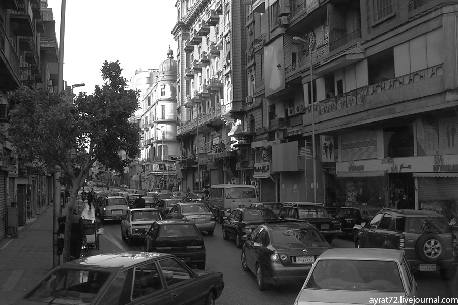 Каир. 2008. Монохром