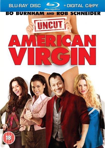 Американская девственница / American Virgin (2009) DVD5 + HDRip