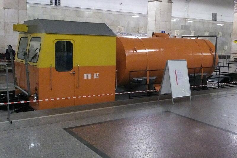 Тоннелемоечная машина ППА-3