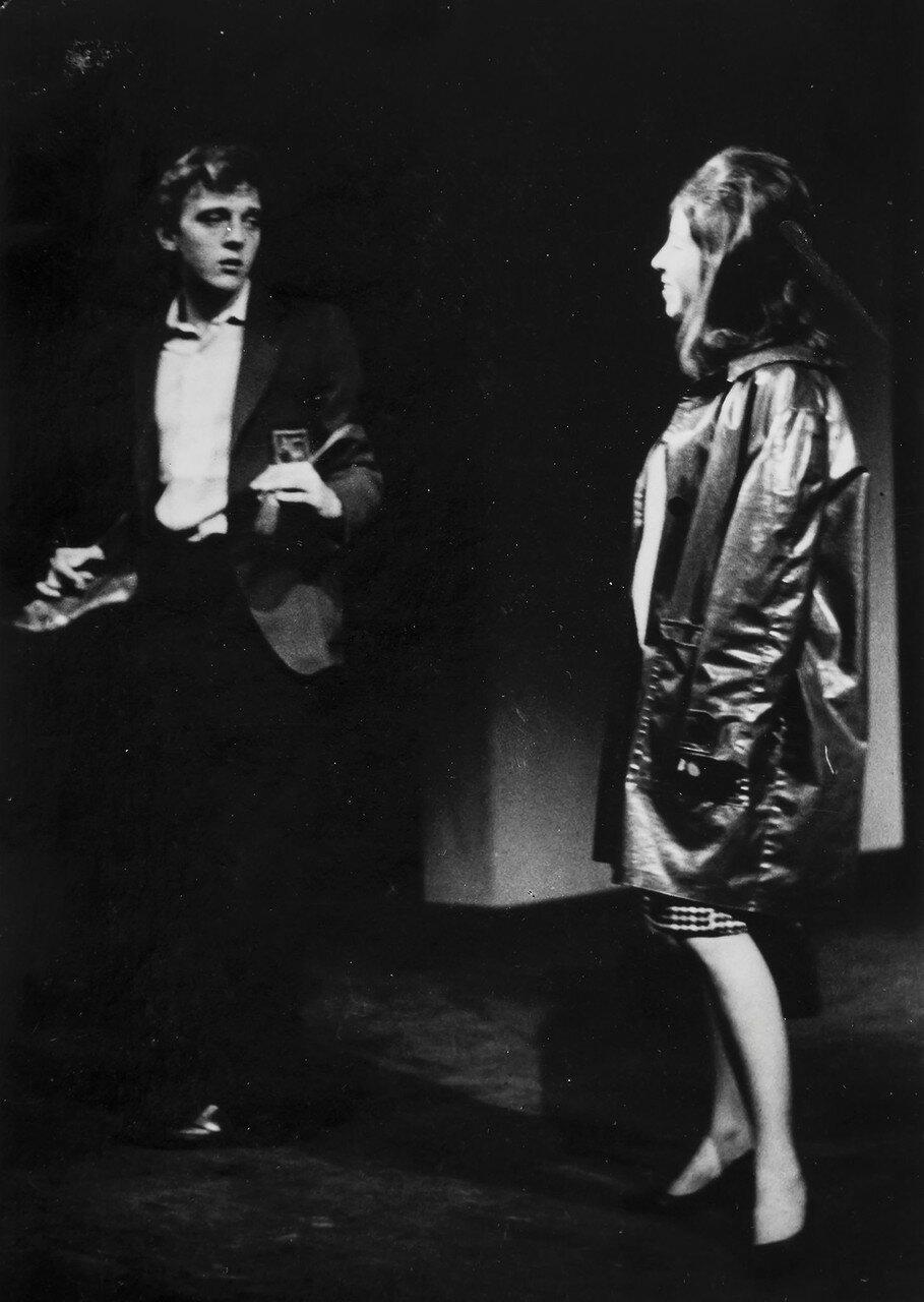 1963. Дэвид Хеммингс и Аннетт Робертсон