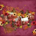 шоколадная осень