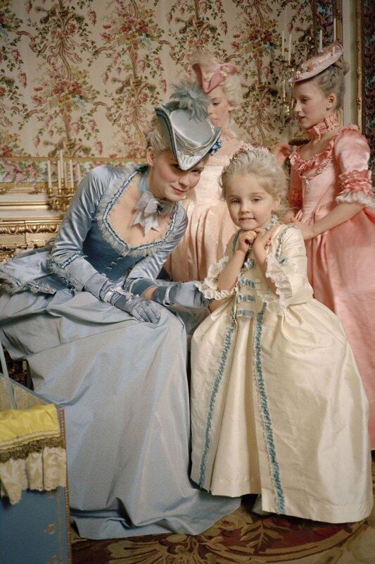 Исторические платья в фильмах