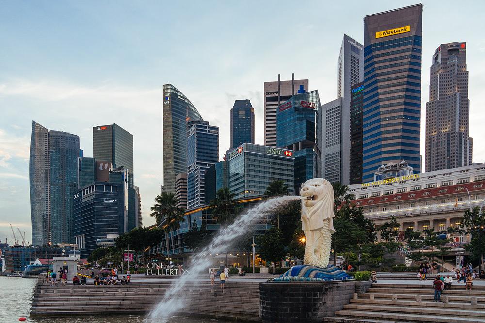 Что посмотреть в Сингапуре. Отзывы о Marina Bay Sands. Достопримечательности Сингапура. Отчет жж Сингапур.