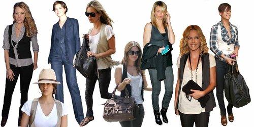 одежда для стильных девушек