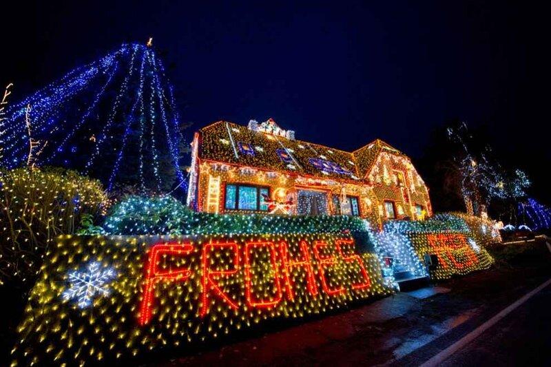 Всемирная подготовка к Новому году и Рождеству