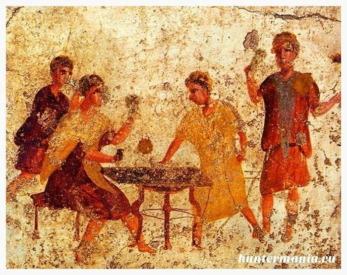 Азартные игры в России. С глубокой древности и до наших дней