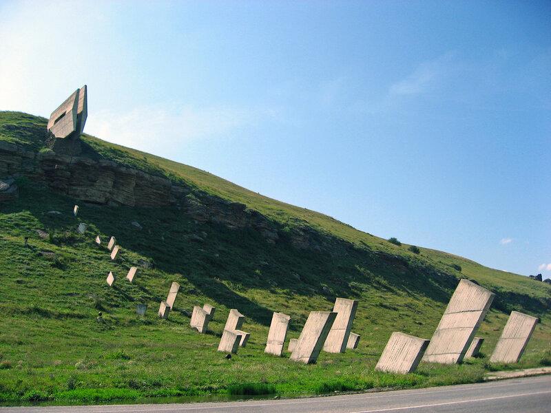 Музей-памятник защитникам перевалов Кавказа - Музей - russia, karachay-cherkessia, kavkaz