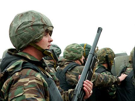 Хроника войны на Кавказе