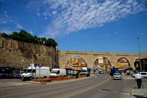 акведук лос-аркос, теруэль