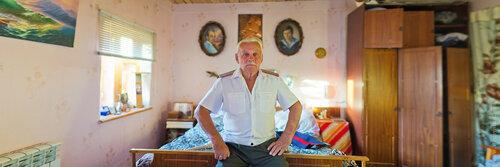 Симбирский Казак панорамный портрет
