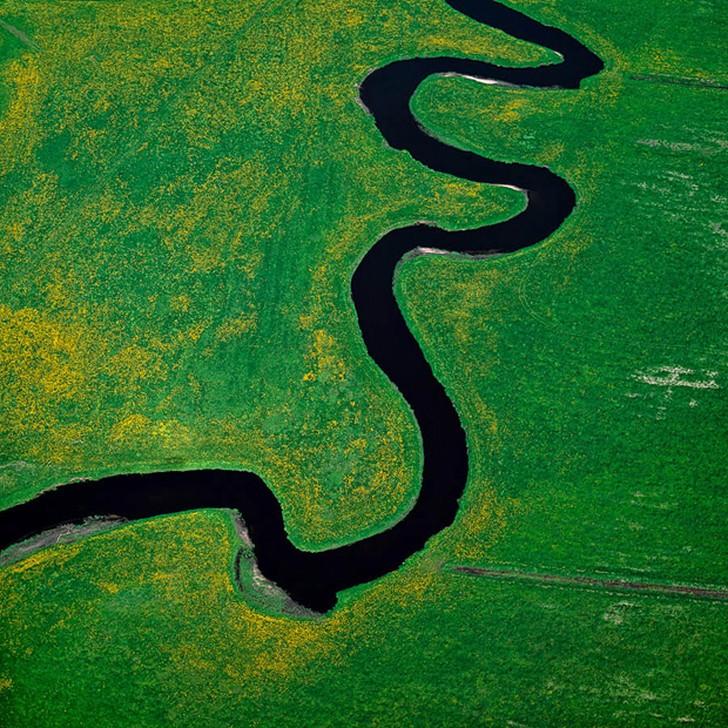 20. Река Толлензе, Германия