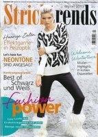 Журнал Stricktrends Fashion Power №4 Winter 2013 jpg  108Мб
