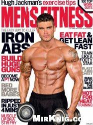 Журнал Mens Fitness - April 2014  AU