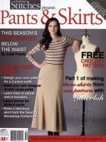 Журнал Dressmaking with Stitches №5 2012 jpg 30Мб