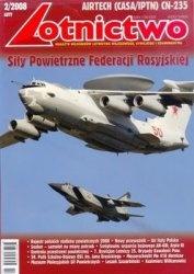 Журнал Lotnictwo №02 2008