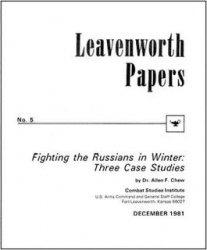 Книга Fighting the Russians in Winter: Three Case Studies