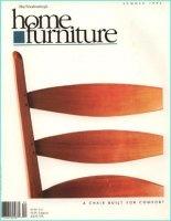 Журнал Home Furniture №3 Summer 1995