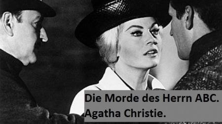 Книга Die Morde des Herrn ABC