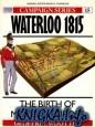 Аудиокнига Osprey Campaign №15. Waterloo 1815