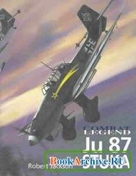 Книга Combat Legends: Ju 87 Stuka.
