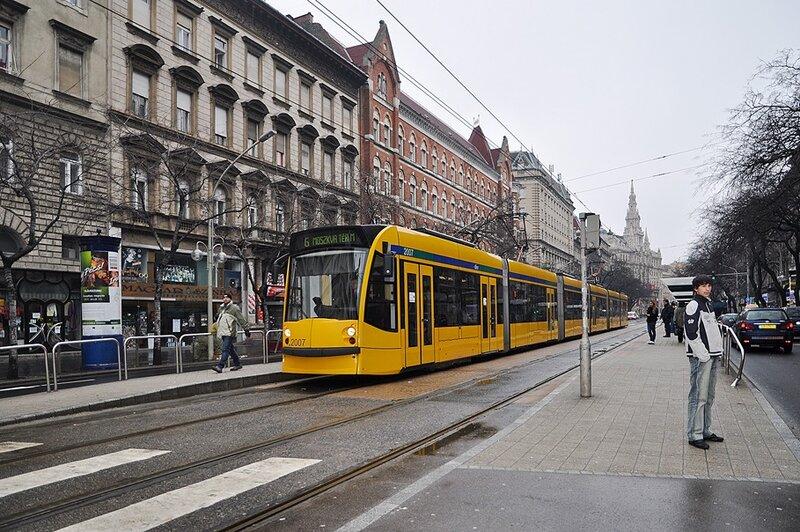 Самый длинный трамвай