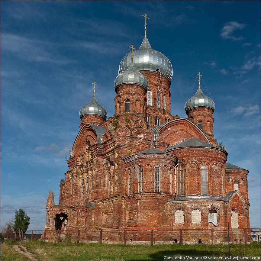 Город данилов ярославской области фото
