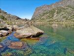 Ергаки. Цветные озёра