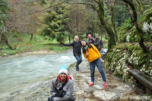 Вело-Абхазия, Рождество